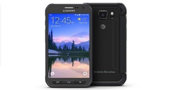 Galaxy S6 Active SM-G890A Firmware
