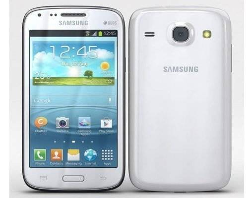 Samsung Galaxy Core i8262 Firmware