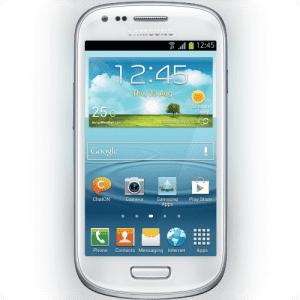 Galaxy S III Mini GT-I8190L Firmware