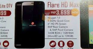 Cherry Flare HD MAX Firmware
