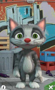 Talking Cat Lite Nokia S^1, S^3 Anna Belle