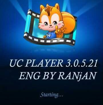 UC PLAYER v3.0.5.21 Eng By Ranjan Nokia S^1, S^3 Anna Belle