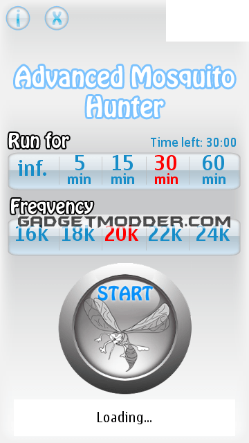 tv2xL Stardesigns Mosquito Hunter v1.00(1) Nokia S^1, S^3 Anna Belle