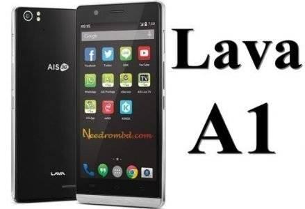 Lava A1 Firmware