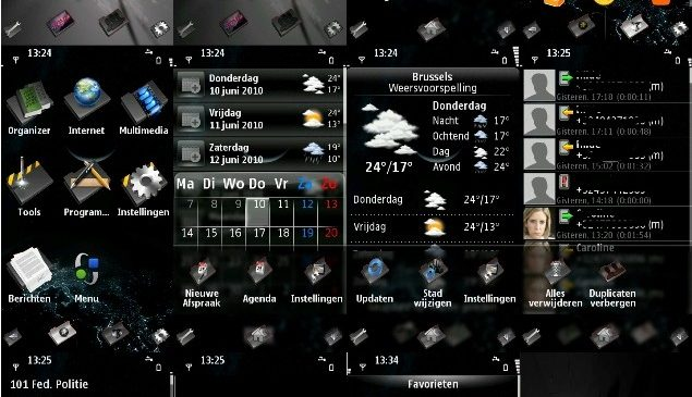 Riapersi — belle shell for nokia c5 03 download.