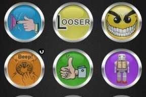 Sound Buttons v1.00 Nokia S60v5 S^3
