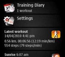 Sports Tracker v3.02 Nokia S60v5 S^3