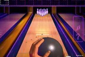Game: Discobowling Nokia S60v5, Symbian^3