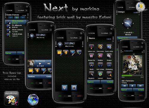Next Theme Nokia S60v5 S^3