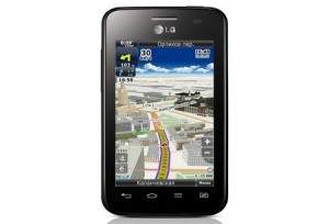 Free maps SitiGID for users of smartphones LG