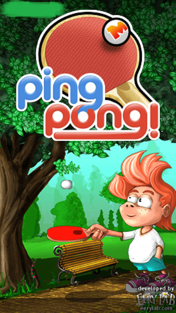 Ping Pong Bounce for Nokia N8 / C7 / C6-01 / E7