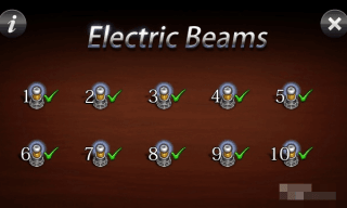 Game: Electric Beams Touch Nokia Symbian^3