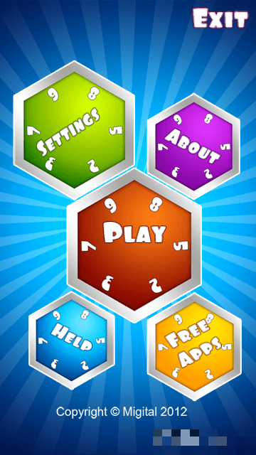 Game: Mind Game for Nokia Symbian^3