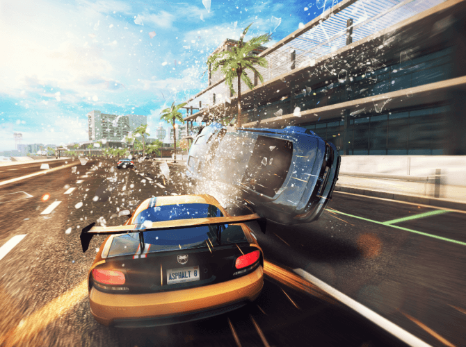 Asphalt 8: Airborne for Android will be available on August 8