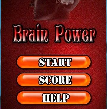 Game: Brain Power -Free Nokia S60v5, Symbian^3