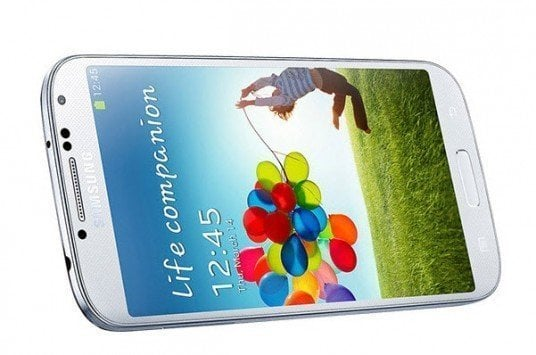 Samsung Galaxy S4: Available to download the update I9505XXUBMGA