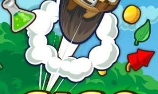 Game: Giga Jump Nokia S60v5, Symbian^3