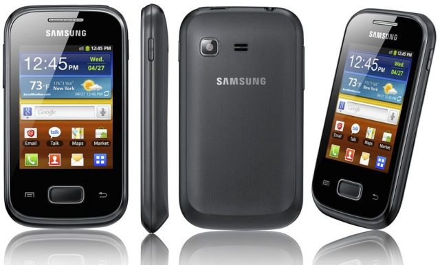 How To Install ClockworkMod Recovery Samsung Galaxy Pocket S5300