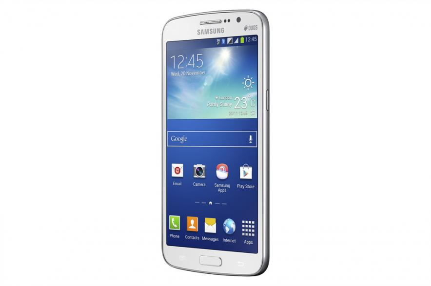 Samsung Galaxy Grand 2 Specifications And Photos
