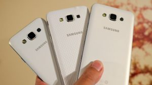 Samsung Galaxy E7, E5 and Grand Max