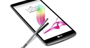 The new LG Stylus G4