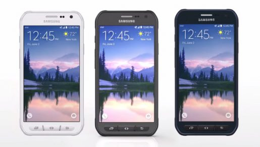 Samsung Galaxy S6 Active Water And Shock Tests