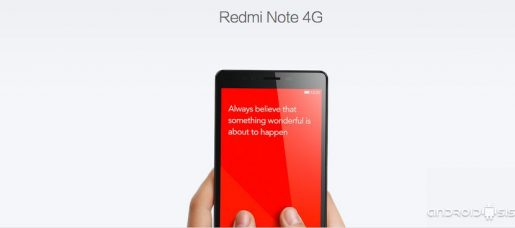 How to install TWRP Recovery RedMi Xiaomi Note 4G