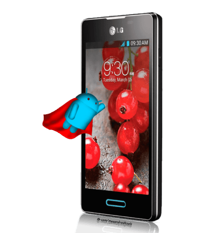 LG Optimus L5 II P710 Drivers For Windows