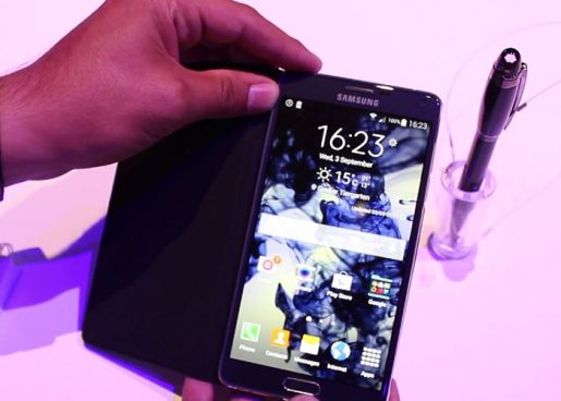 Install Android Marshmallow boot animation Samsung Galaxy Note 4