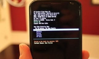 Bootloader Upgrade Tool For Motorola