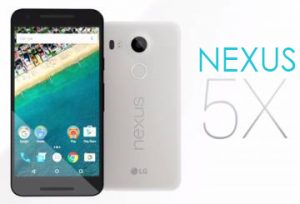 Unlocking the bootloader Nexus 5X