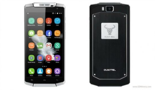 Oukitel K10000, K6000 and K4000 Android 6.0 Marshmallow
