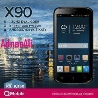 QMobile X90 Android 4.4.2 KitKat Stock Rom Download