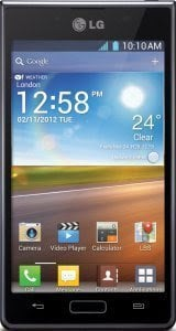 Lg Optimus L7 P705F Android 4.0 Stock Rom Kdz