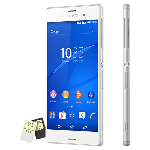 Sony XPERIA Z3 Dual D6633 Firmware File