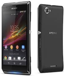 Sony Xperia L C2104 Android 4.1 Official Firmware Flash Files