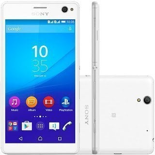 Sony Xperia C4 E5343 Dual DTV Android 5.0 FTF Flash File