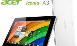 Acer Iconia A3-A10 Official Firmware Flash Files