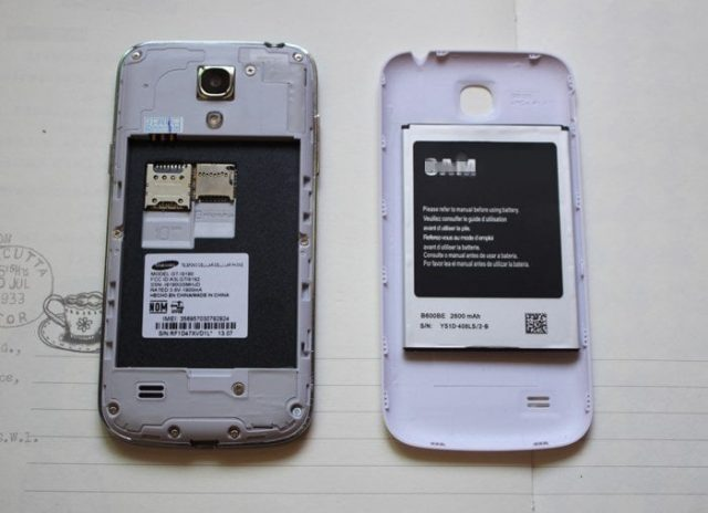 Samsung S4 Mini i9190 Clone MT6575 Sp Flash Tool Files