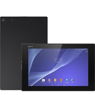 Xperia Z2 Tablet SGP551