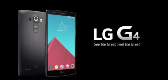 LG G4 AS811 Firmware File
