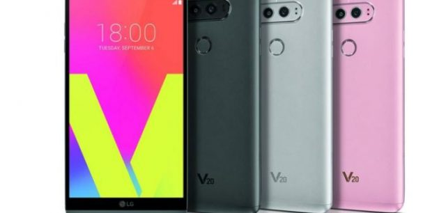 LG V20 H990 ZAF Africa  Nougat 7.0 V10B Stock Rom Kdz