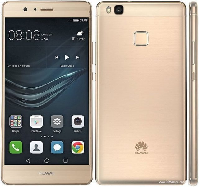 How To Flash Huawei P9 Lite VNS-L21 Stock Rom