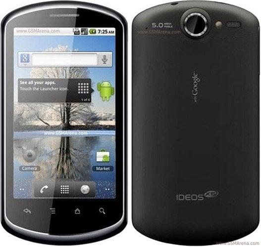 Huawei LUA-U22 U6582 Firmware