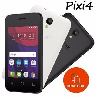 Alcatel Pixi 4 3.5 4017F Firmware