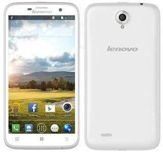 Lenovo A850 Firmware