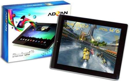 Advan Vandroid T6i Official Firmware Flash Files