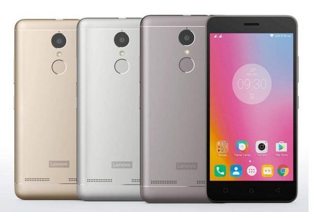 Lenovo K6 Power K33 Stock Rom Flash With QPST