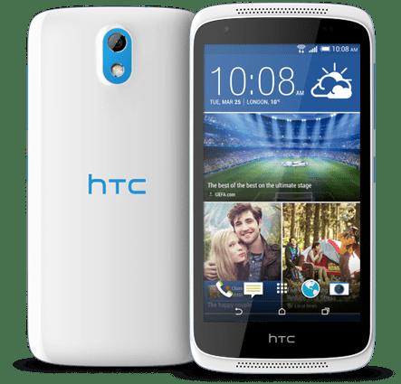 HTC Desire 526g+ Firmware