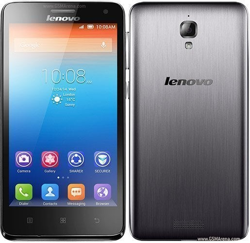 Lenovo S660 Firmware Flash File [Stock ROM]